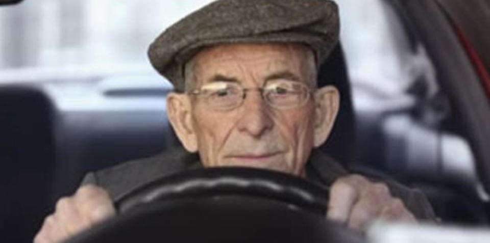 Researchers trying to keep older drivers on the road longer