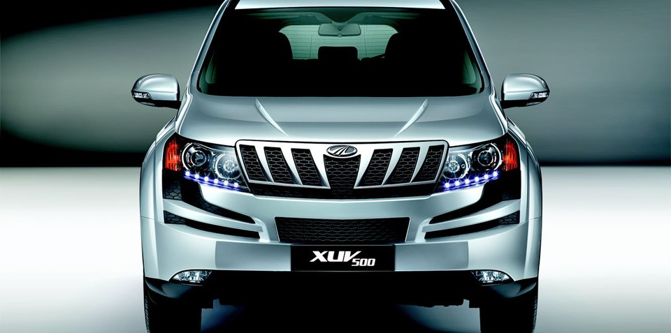 Mahindra XUV500: pricing revealed for new Indian SUV