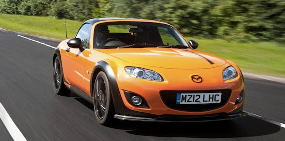 Mazda MX-5 GT Concept: track-day warrior to debut at Goodwood