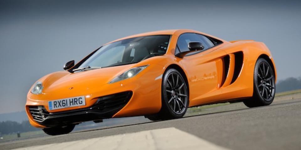 McLaren MP4-12C: free power upgrade coming