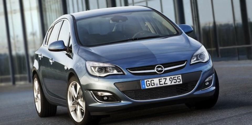 Opel Astra: update revealed before September launch