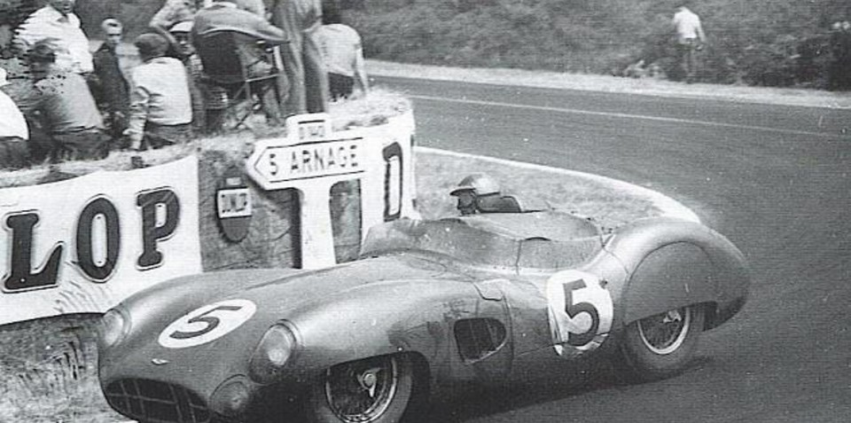 Le Mans winner Roy Salvadori – remembered
