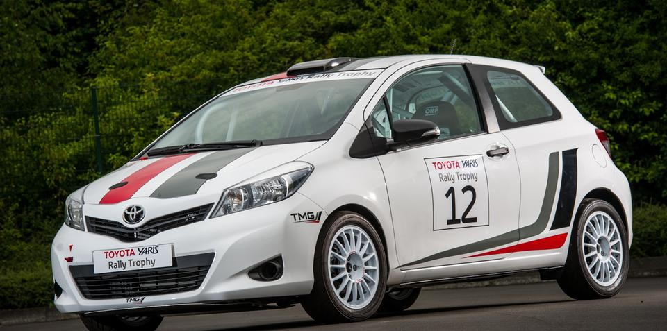 Toyota returning to WRC in 2014?