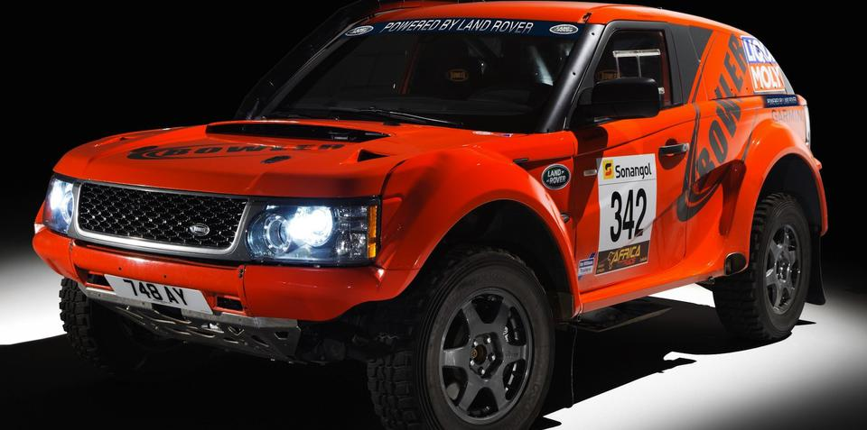 Land Rover, Bowler sign official partnership agreement