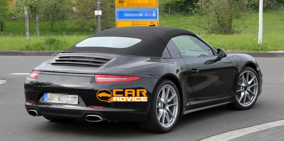 Porsche 911 Targa: iconic roof design returns