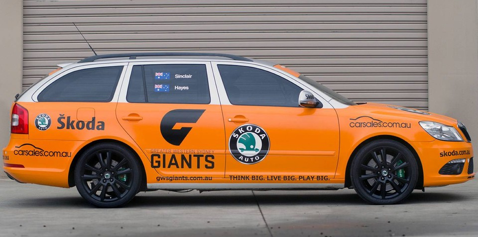 Skoda: We're the Greater Western Sydney Giants of the car industry