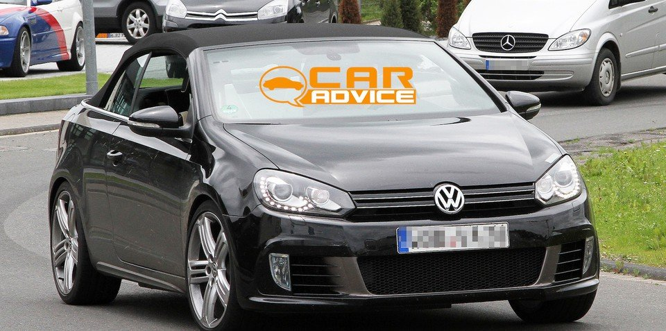 Volkswagen Golf R Cabriolet: VW's hottest ever drop-top on the way