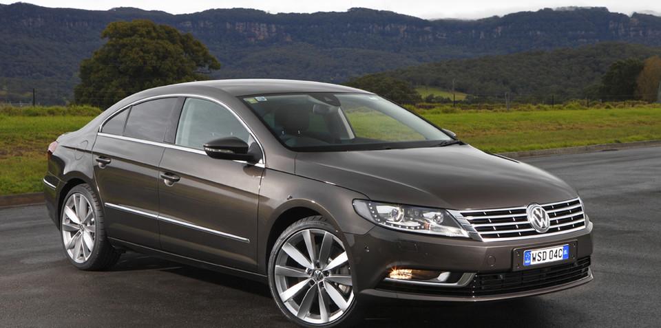 Volkswagen CC launched in Australia