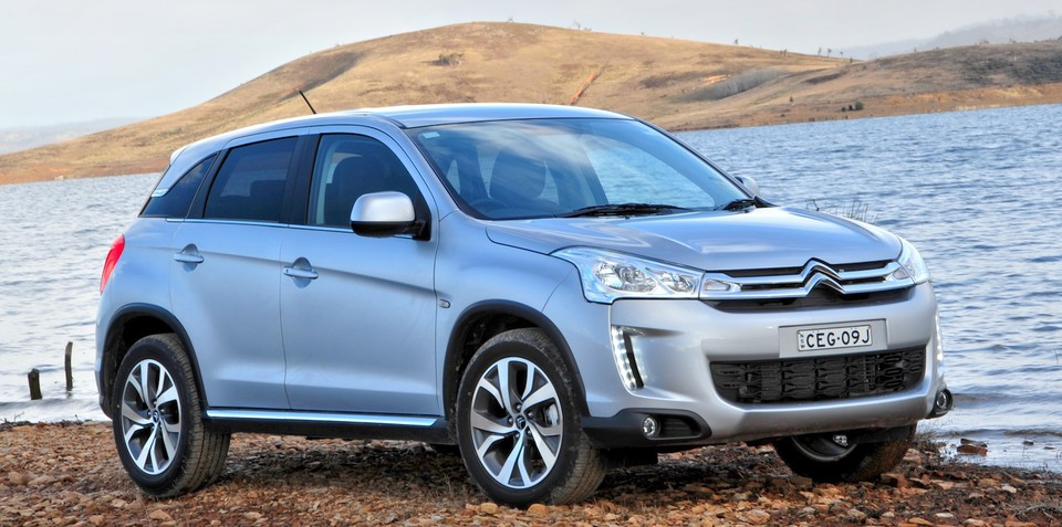 Citroen C4 AirCross: French brand's first SUV from $31,990