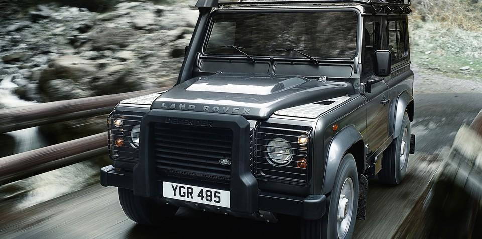 Land Rover Defender recalled in Australia