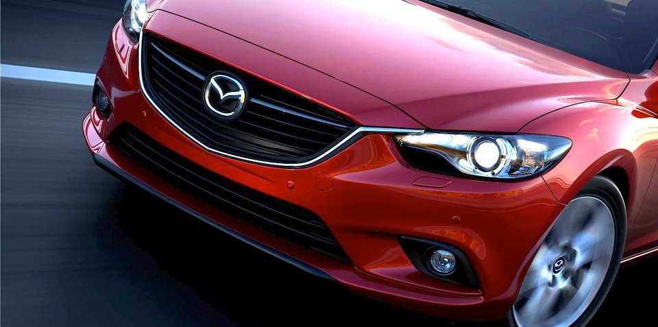 Mazda6: all-new sedan to debut in Moscow in August