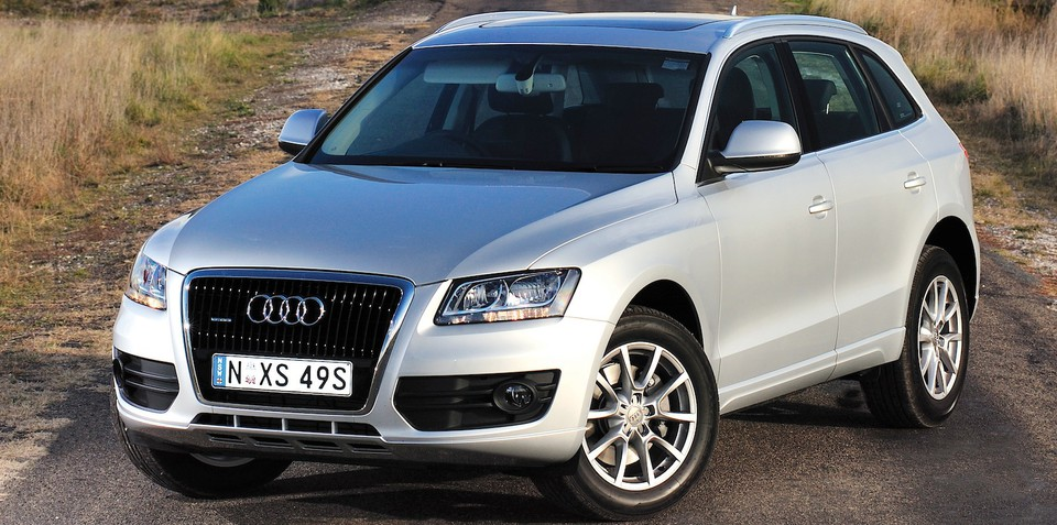Audi Q5 recall: sunroof glass shatter risk