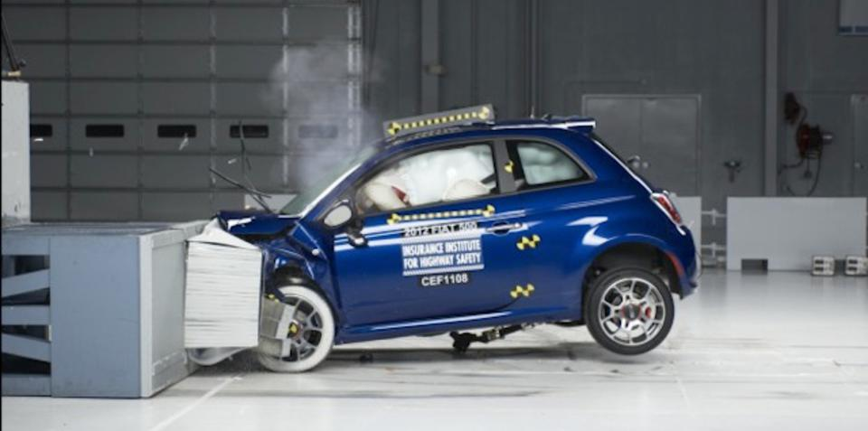 New US crash test could lead to higher vehicle prices and fuel consumption