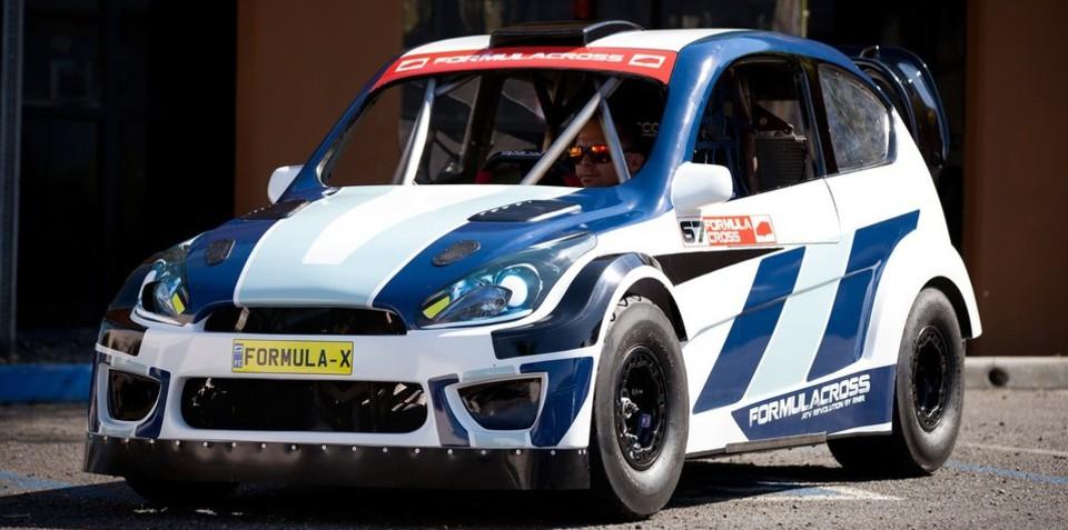 Formula Cross YFC 450: kit car for rally wannabes