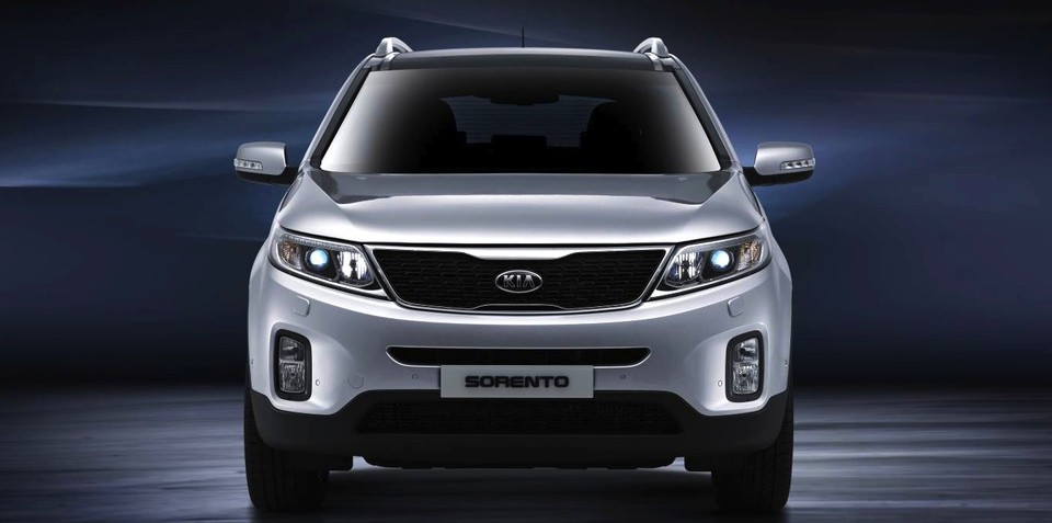 Kia Sorento set to get 2.4-litre direct-injection petrol engine in 2013