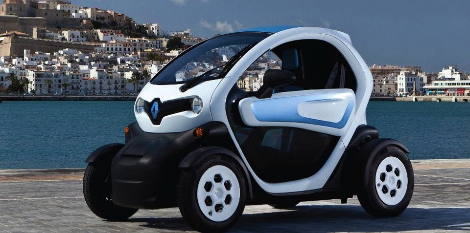 Renault Twizy coming to Australia