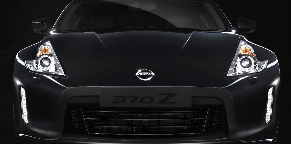 2013 Nissan 370Z styling tweaks previewed