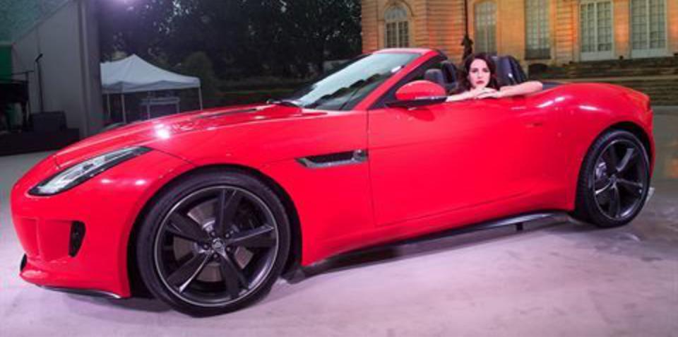 Jaguar F-Type R could get 450kW V8