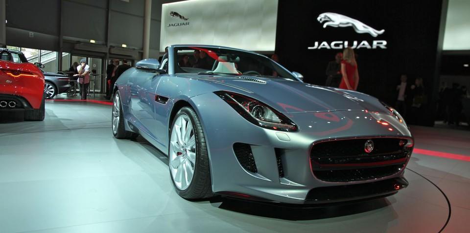 Jaguar F-Type set for sub-$200,000 starting price