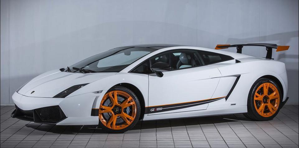 Lamborghini Gallardo LP550-2 GZ8 Editione Limitata for China only