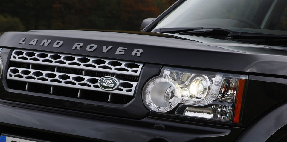 Land Rover Discovery 5 could lose half a tonne