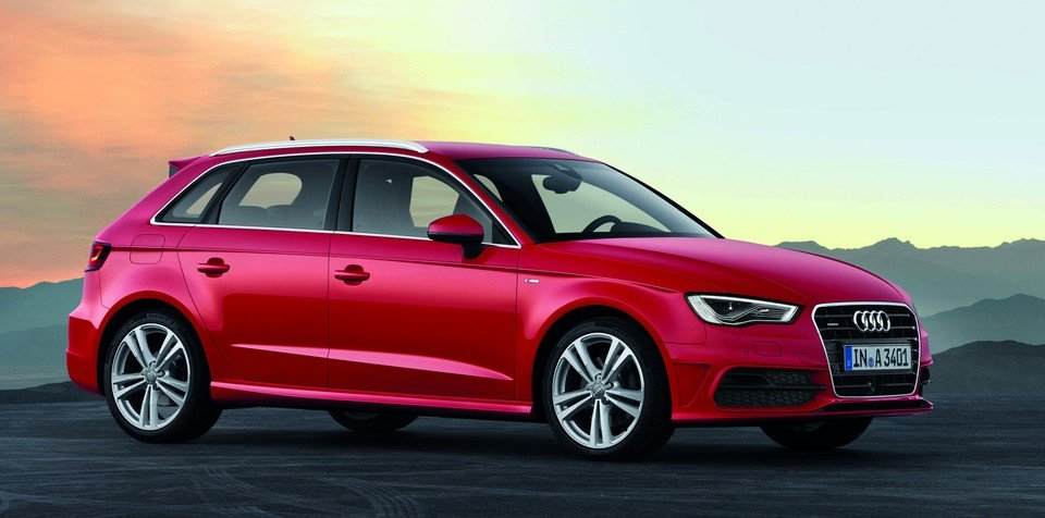 Audi A3 Sportback: full details of premium small hatch