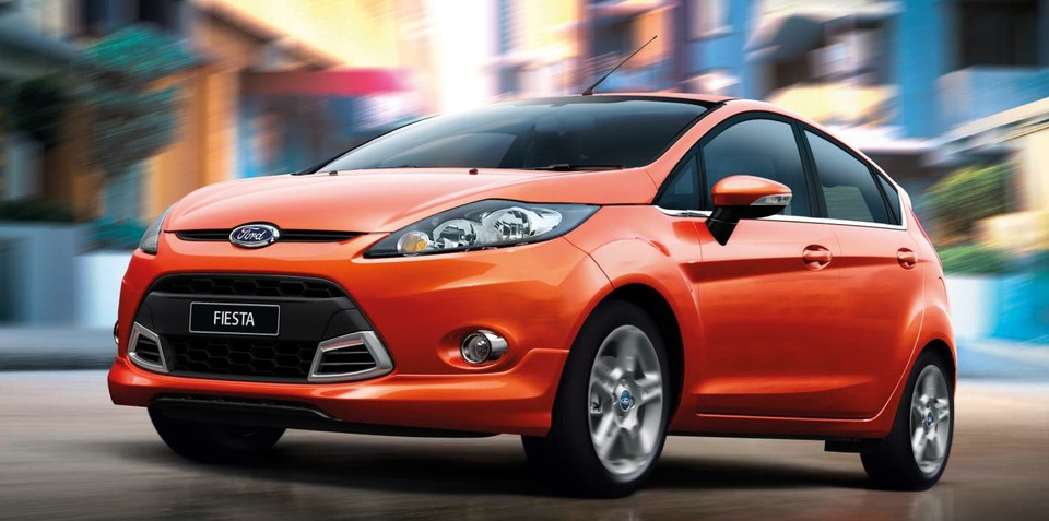 Ford Fiesta Price Cuts And Extra Airbags For Australian Range