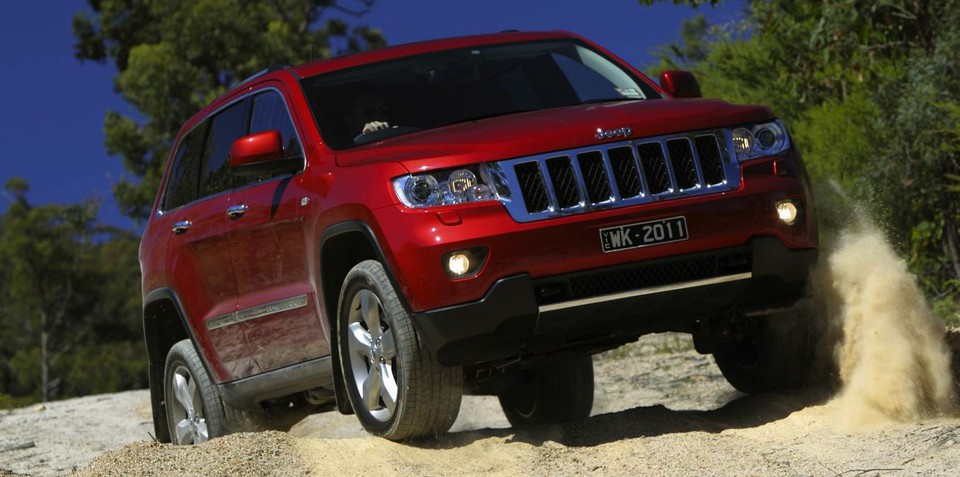 Jeep Grand Cherokee Overland now available with V6 petrol engine