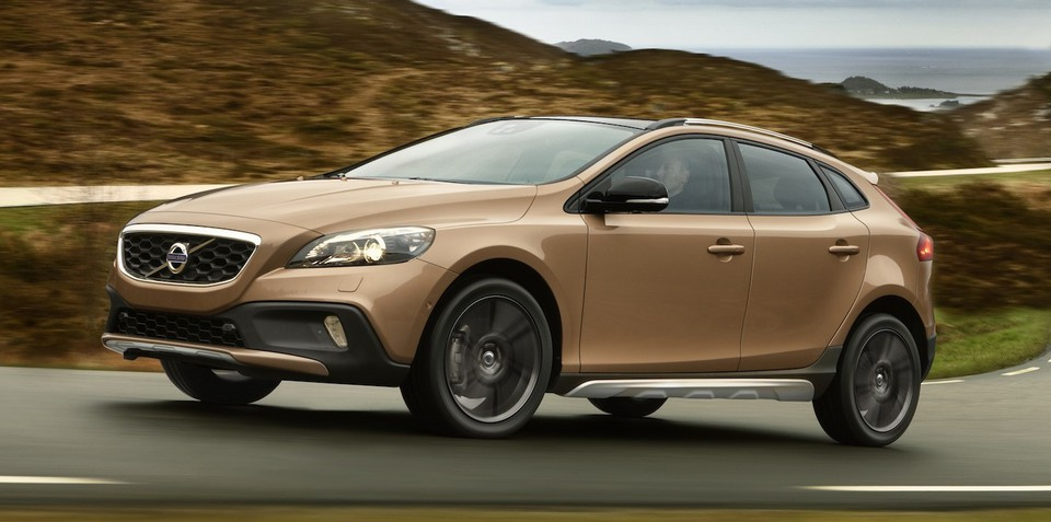 Volvo V40 Cross Country likely for Australia