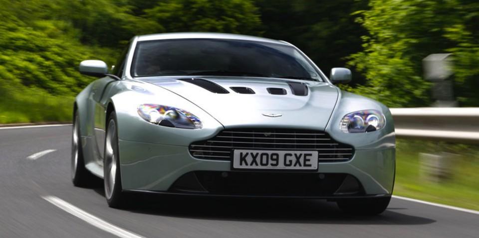 Aston Martin V12 Vantage: luxury coupe recalled in Australia