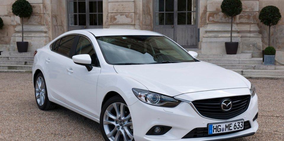 New Mazda6 coming in December