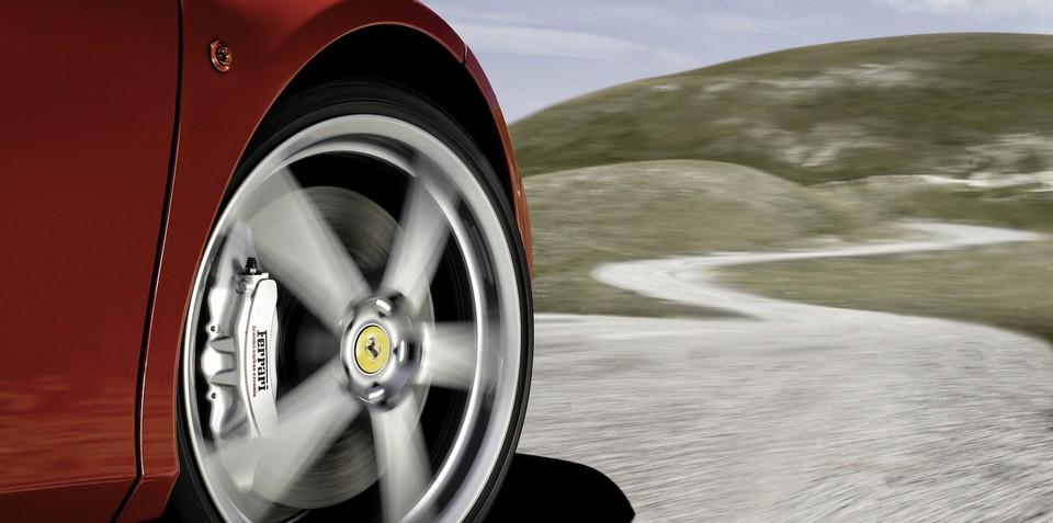 Ferrari Enzo successor engine revealed