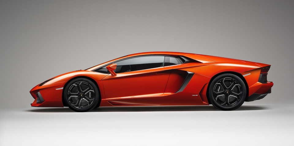 Lamborghini Aventador owned by Batman to swoop into Sydney