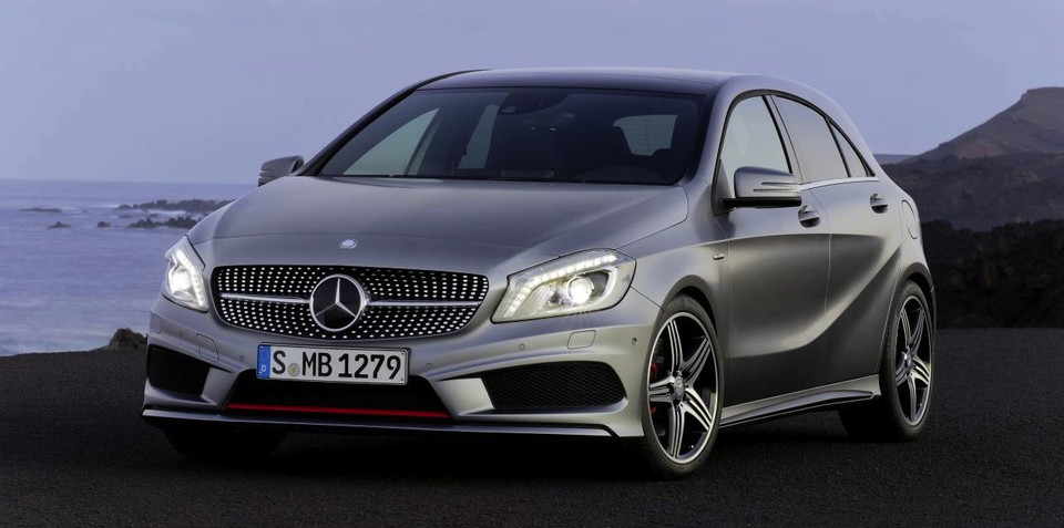 Mercedes-Benz A-Class: new hatch about new customers not volume, says car maker
