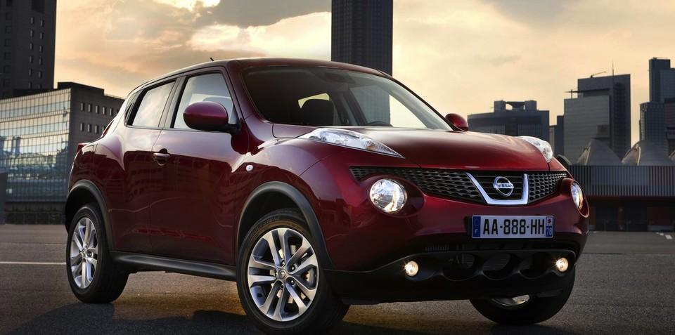 Nissan Juke crossover confirmed for Australia