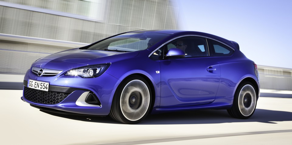 Opel Astra OPC hot-hatch confirmed for Australia