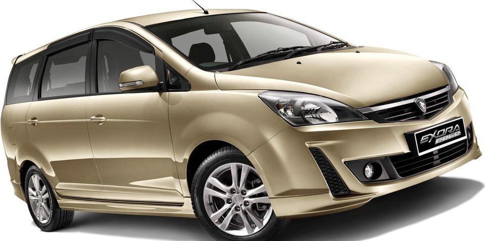 Proton Exora: Australia's cheapest seven-seater due in 2013