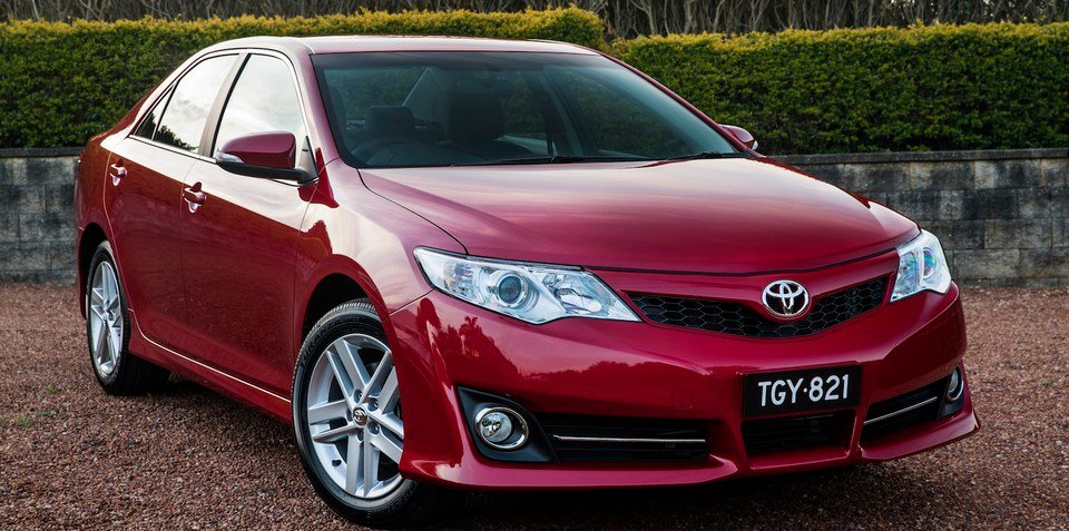 Toyota Camry Atara R: value-packed special edition released