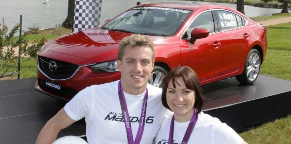 Mazda6 diesel confirmed for 2013 Australian Grand Prix celebrity race