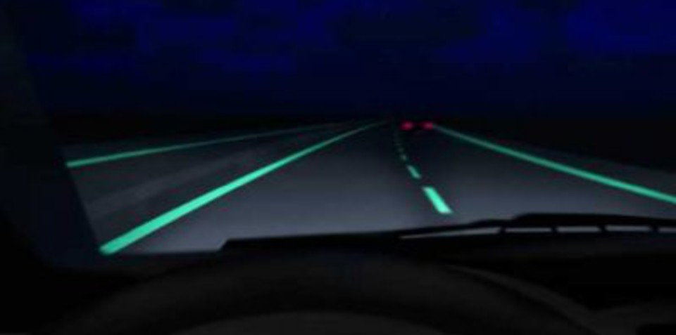 Glow-in-the-dark roads coming to the Netherlands
