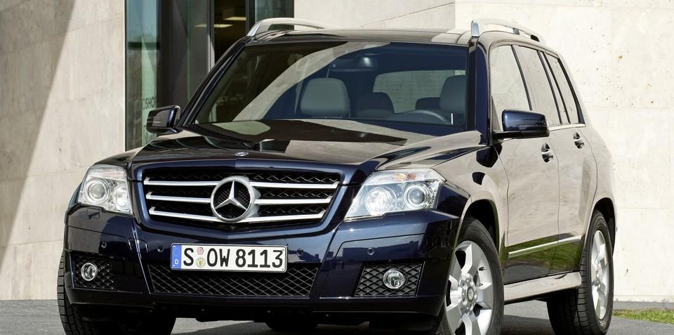 2014 Mercedes-Benz GLK now go for Australia