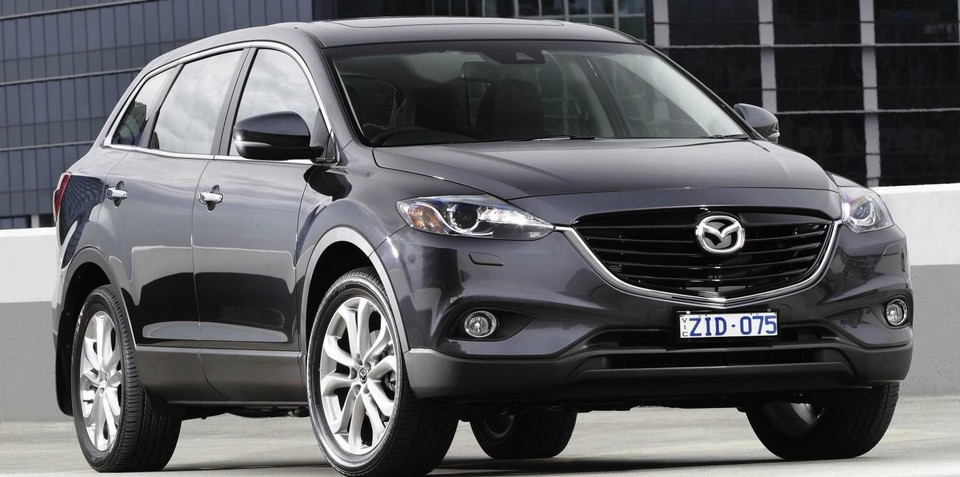 2013 Mazda CX-9 pricing and specifications