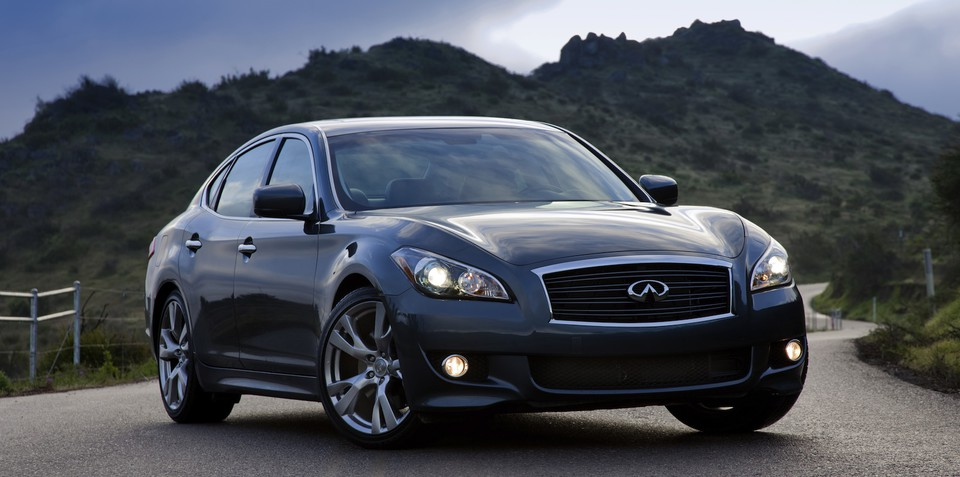 Infiniti planning 400kW performance model, confirms small-car production
