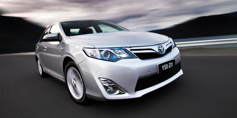 Toyota Australia produces its three-millionth vehicle