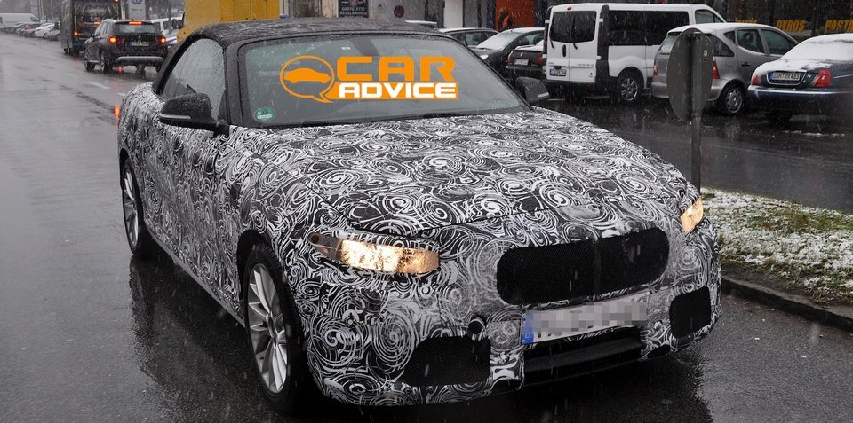 BMW 2 Series Convertible to be revealed late in 2014