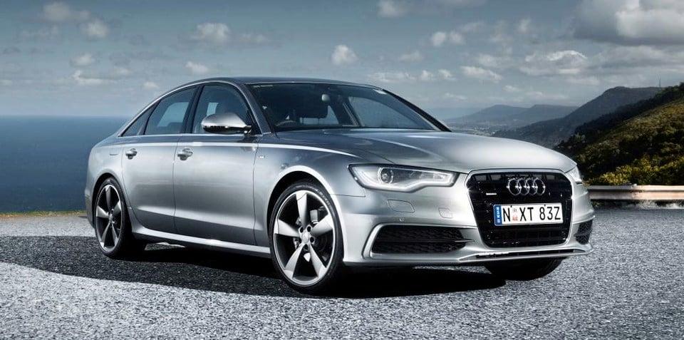 2013 Audi A6 sedan price cut up to $9000 ahead of Biturbo diesel launch