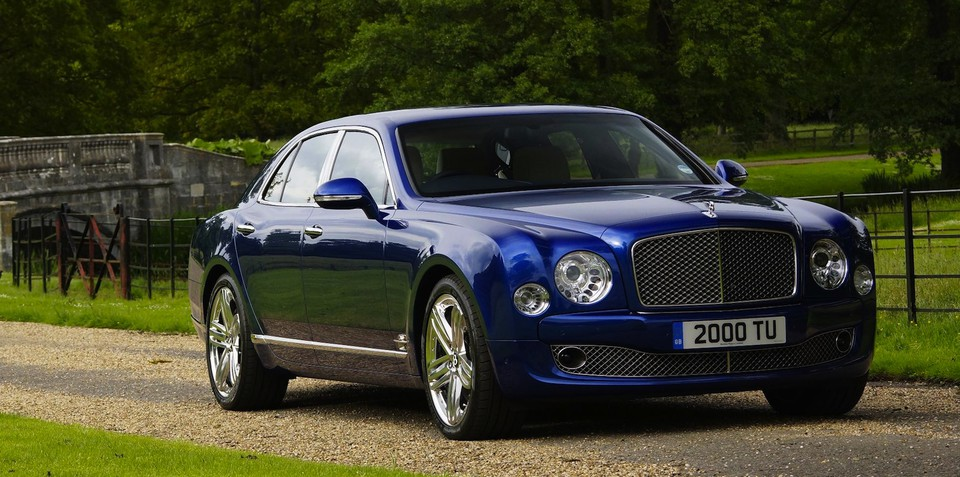 Bentley Mulsanne bringing new luxury features to Geneva