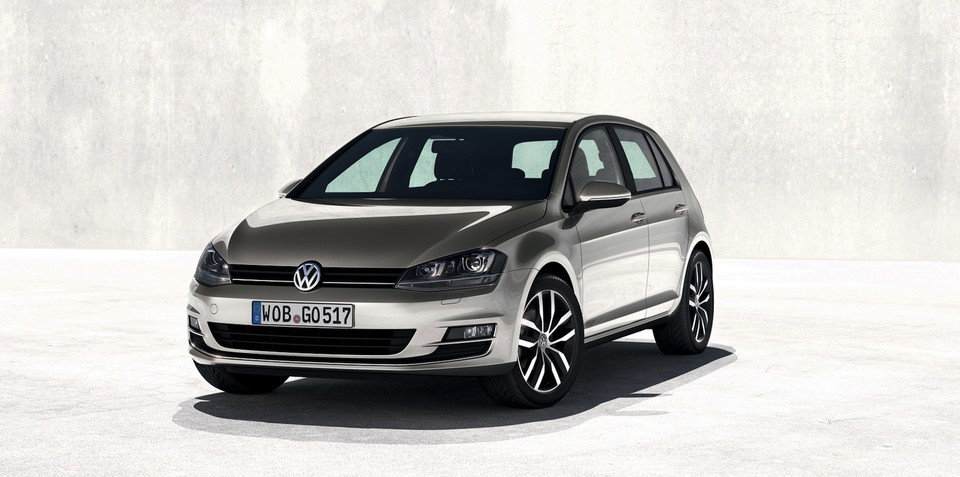 Volkswagen Golf Mk7 to launch in April with new entry model