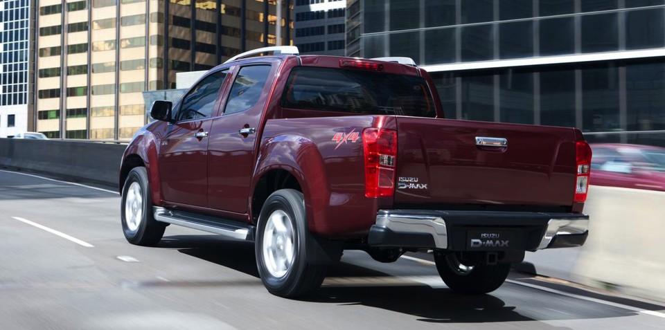 General Motors, Isuzu to discuss new ute partnership