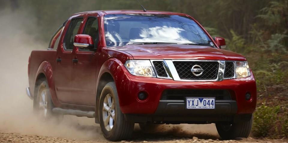 Nissan Australia breaks sales record in 2012